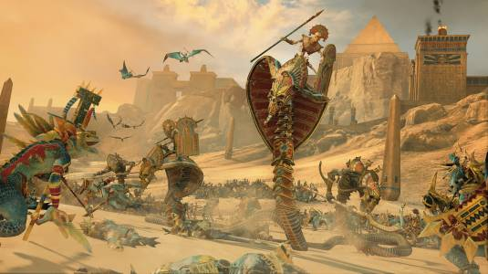 Total War: Warhammer II – DLC Rise of The Tomb Kings выйдет 23 января 2018 года