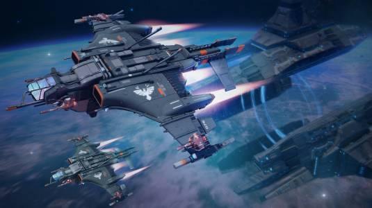 Star Conflict: Обновление Journey - начало большого космического путешествия