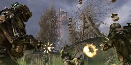Warface - Мертвый город Припять ждет тебя