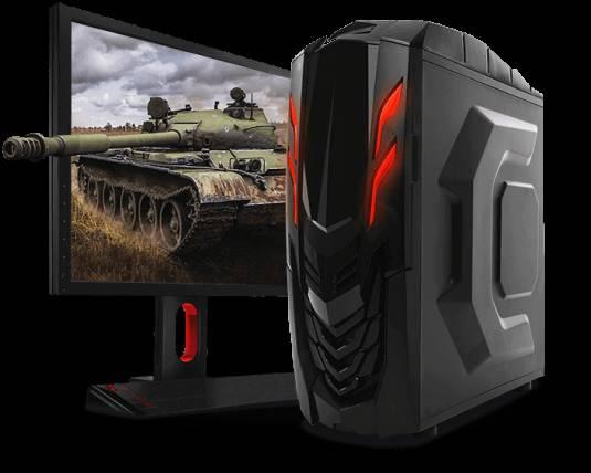 World of Tanks enCore - Протестируй новый движок
