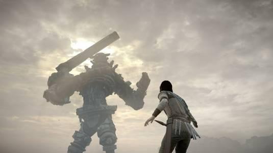Shadow of the Colossus в новом облике