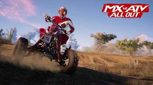 MX vs ATV All Out - Немного гемплея