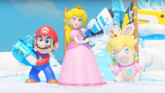 Mario + Rabbids Битва За Королевство - Донки Конг готов к встрече