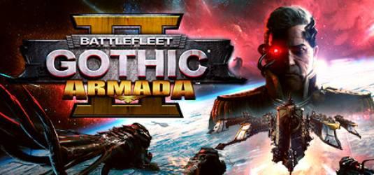 Battlefleet Gothic: Armada 2 - Анонсирующий трейлер игры