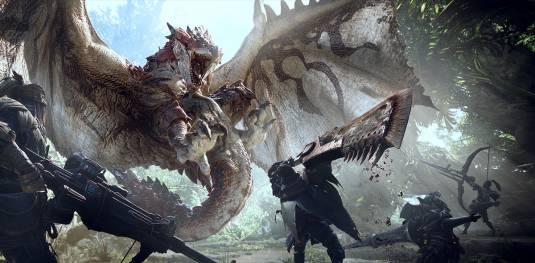 Monster Hunter: World поступила в продажу на консолях