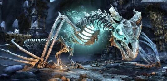 The Elder Scrolls Online - Вышло дополнение Dragon Bones