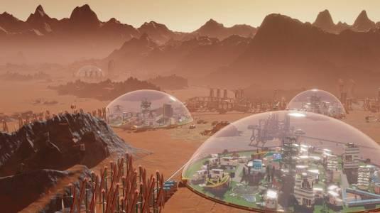 Surviving Mars - Предзаказ игры с свежий трейлер