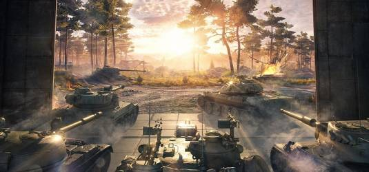 World of Tanks 1.0 - Новая карта Штиль и обновленный ангар