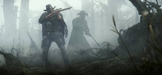 Hunt: Showdown доступна в раннем доступе в Steam
