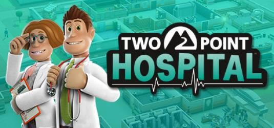 Первое геймплейное видео Two Point Hospital