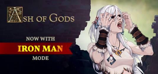 Новый трейлер о roguelike повествовании в Ash of Gods