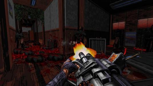 3D Realms выпустила в ранний доступ олдскульный шутер на движке Duke Nukem 3D
