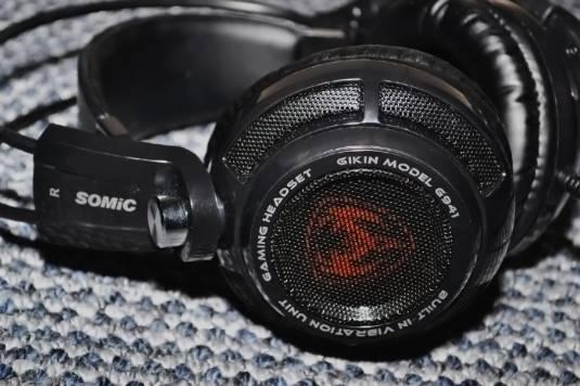 7.1 с вибрацией: прислушиваемся к гарнитуре Somic G941