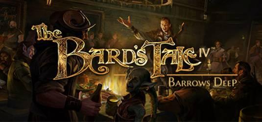 45 минут геймплея The Bard's Tale IV