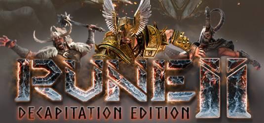 Новое боевое видео Rune: Ragnarok