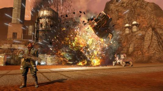 Red Faction Guerrilla Re-Mars выйдет во втором квартале 2018 года