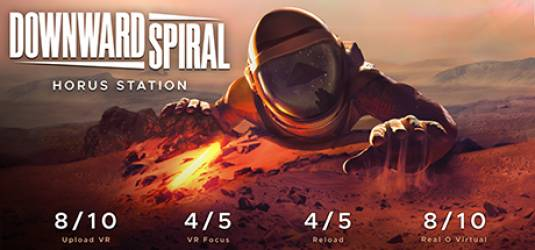 17 минут безудержного геймплея Downward Spiral: Horus Station