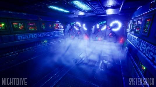 Новые скриншоты ремейка System Shock