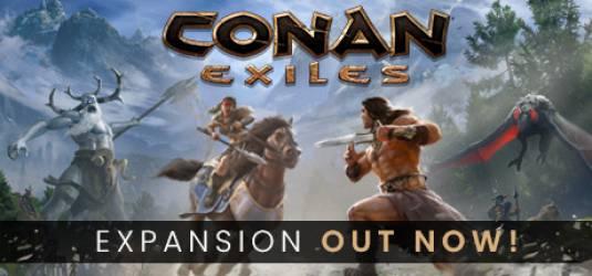 Conan Exiles покинет Steam Early Access 8-го мая