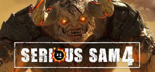 Serious Sam 4: Planet Badass - Новый тизер