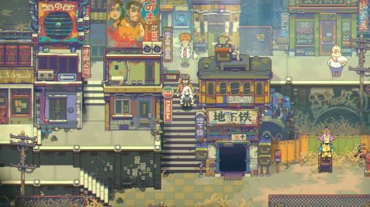 "Chucklefish и Pixpil анонсировали Adventure RPG ""Eastward"" для PC"