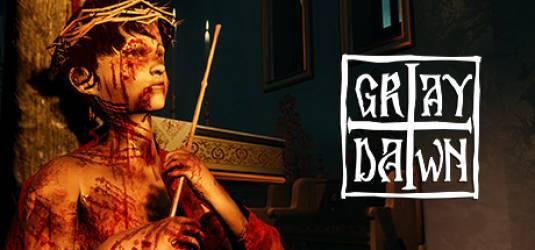 Первый геймплейный трейлер хоррора Grey Dawn