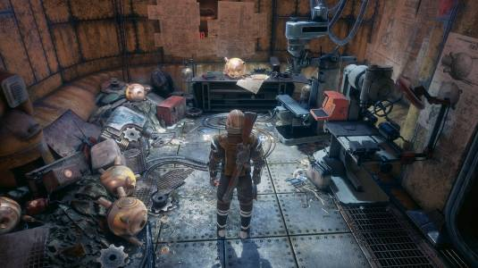 INSOMNIA: The Ark - первые скриншоты