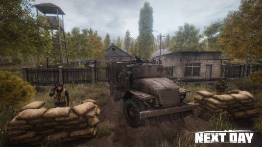 Next Day: Survival покинула Early Access