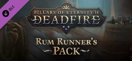 Pillars of Eternity 2 - бесплатное дополнение Rum Runner's Pack уже доступно