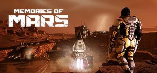 Открытая онлайн сурвайвал-песочница Memories of Mars, появится в Steam Early Access 5 июня