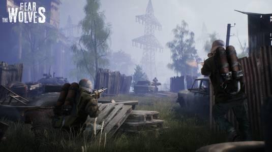 Первые скриншоты Fear the Wolves