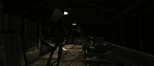 Трейлер и скриншоты Dollhouse