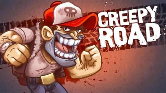 Creepy Road - мясной платформер