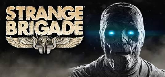 Кооперативный трейлер Strange Brigade