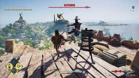 Первые скриншоты Assassin's Creed Odyssey