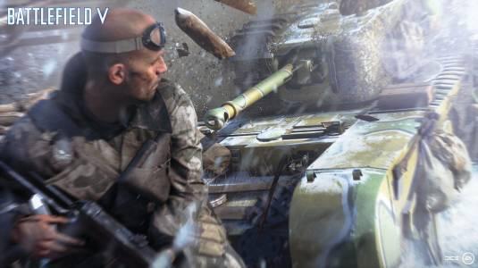 Официальные скриншоты Battlefield V с E3 2018