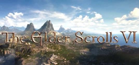 Официально анонсирован The Elder Scrolls 6