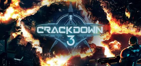 E3 2018 трейлер Crackdown 3