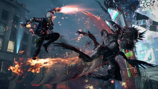 Трейлер и скриншоты Devil May Cry 5