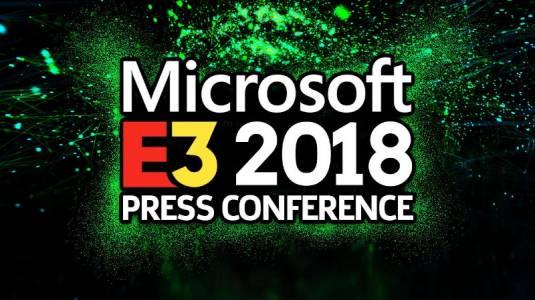 Что показали на презентации XBOX на E3 2018