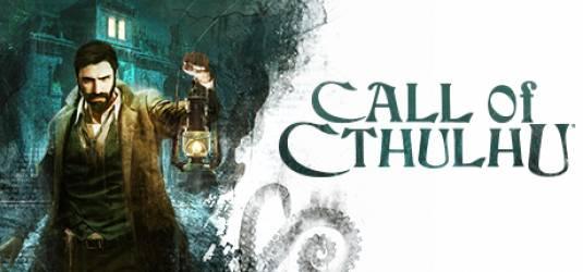 10 минут геймплея из демо-версии E3 2018 - Call of Cthulhu