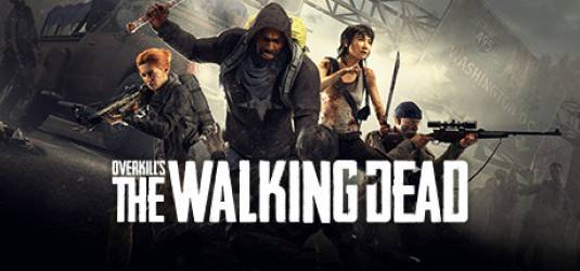 22 минуты геймплея Overkill's The Walking Dead