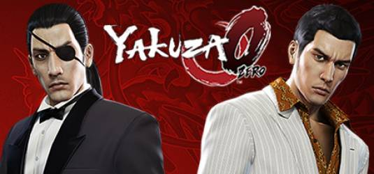 Yakuza 0 – состоялась премьера на РС
