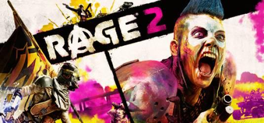 RAGE 2 - официальный QuakeCon 2018 трейлер