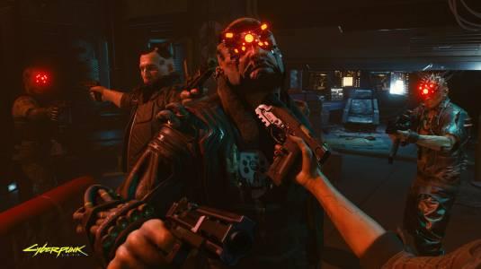 Скриншоты Cyberpunk 2077 с Gamescom 2018