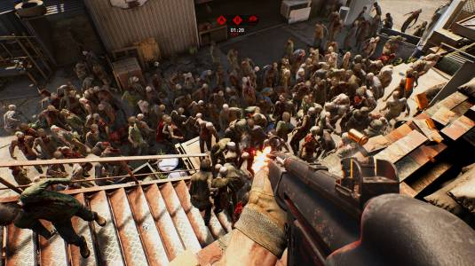 Новые скриншоты Overkill's The Walking Dead