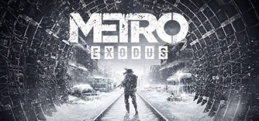 Metro Exodus - Gamescom 2018 4K Трейлер