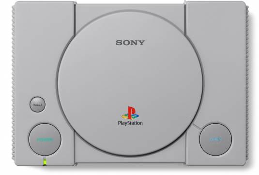 Sony анонсировали PlayStation Classic