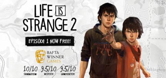 Life is Strange 2 - трейлер