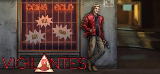 Тактическая неонуар РПГ - Vigilantes выйдет в Steam 4 октября
